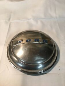 Vintage Ford Dog Dish Hubcap 1940s 1950s