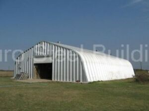 Durospan Steel 30 x36 x16 Metal Building Grow House Made To Order Factory Direct