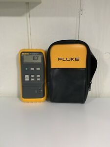 Fluke 714 Thermocouple Calibrator Fluke Case Fantastic Shape