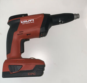Hilti 3497783 Compact Screwdriver Sd 4500 a18 Cordless Systems