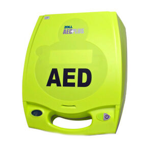 Zoll Aed Plus Semi Automatic Aed With New Batteries 11 2022 Pads 3 Year Warranty