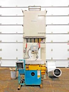 Rx 4370 Dce Dalamatic Du202 Dust Collector W 10 Hp Blower 230 460 V 3490 Rpm