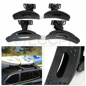 Roof Rack Thule Kayak Canoe Boat J bar Car For Suv Truck Top Mount Carrier