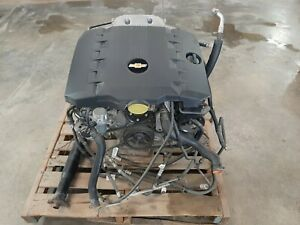 2011 Chevy Camaro 3 6l Engine 6l55 E Automatic Transmission Complete Lift Out