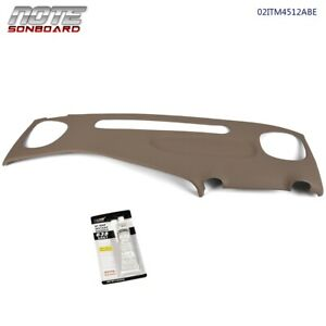 For 1999 2000 2001 2002 Chevy Blazer S 10 S 15 Gmc Jimmy Dash Board Cover