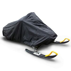 Budge Sportsman Snowmobile Cover Waterproof Fits Up To 130