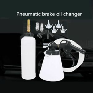 Car Brake Pump Oil Bleeder Clutch Emptying Fluid Exchange Vehicle Motor Vacuum