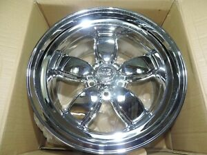 Us Mags 200s 18 18x9 5 Rear Chrome Wheel Rim U11418956552 5 Lug 5x4 5 1mm U114