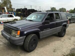 Driver Left Headlight Fits 96 98 Grand Cherokee 74674