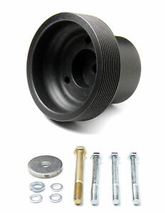 Weiand 6810win Weiand 142 177 Powercharger Lower Drive Pulley 10 Rib 6