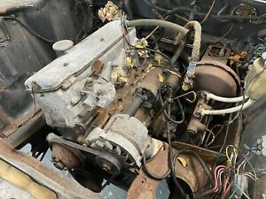 1971 Bmw 2002 Engine