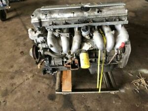 Engine 40l Without Supercharged Option Vin 7 7th Digit Fits 95 97 Xj6 81092
