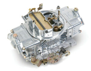 Holley Fr 80592s Holley 600 Cfm Supercharger Double Pumper Carburetor Factor