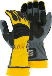 Majestic Extrication Glove With Velcro Closure 2164 For Emergency Rescue Long