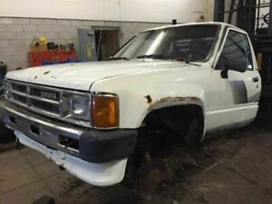 Front Axle 4 Cylinder 4 10 Ratio Fits 86 95 Toyota Pickup 70239