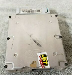 1993 Ford Thunderbird 3 8l Supercharged Electronic Computer Module F2wf12a650fa