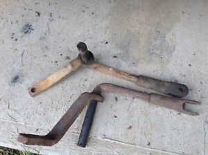 International Cub And Farmall Cub Front Cultivator Parallel Link Set