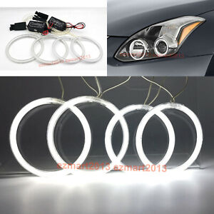 Ccfl Angel Eyes Halo Rings For Nissan Altima Coupe 2010 2013 Car Headlight Drl