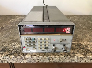 Hewlett packard Hp 5342a Microwave Frequency Counter