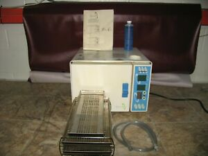 Pelton Crane Delta Xl8 ae Dental Medical Instrument Sterilizing Unit