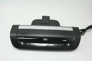 Gbc Thermal Laminator Machine Fusion 6000l For Use W Ezuse Laminating Pouches