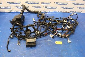 2008 Mitsubishi Lancer Evolution X Mr Oem Front Chassis Wire Harness 577