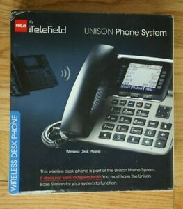 Rca Telefield U1100 4 line Business Phone Wireless Accessory