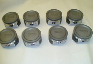 New Oem Forged Engine Pistons Supercharged 03 04 Cobra 4 6 Dohc 0 020 Over