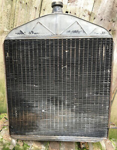 Ford Model T High Radiator 1926 1927