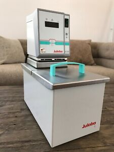 Julabo Ed V 2 Water Bath Heated Immersion Reciculator