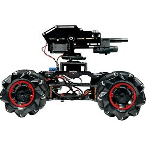 Imitation Robotic Car Diy Mecanum Wheel Chassis With Main Control Board Kit