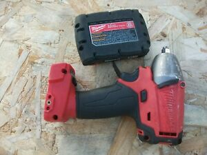 Milwaukee M18 Fuel 3 8 210 Ft Lbs High Torque Brushless Wrench Impact 2654 20