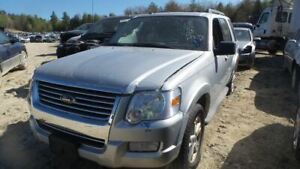 Driver Front Seat Bucket Leather Electric Fits 09 10 Explorer 641011