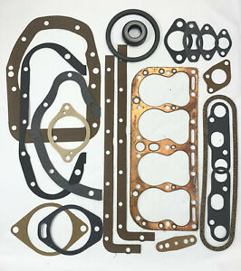 Full Engine Gasket Set Hercules Zxb 3 Zxb 5 Avery V