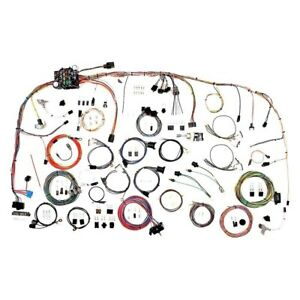 For Gmc C1500 1979 American Autowire Headlight Wiring Harness