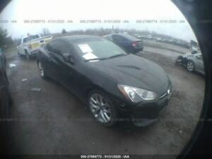 Trunk hatch tailgate Coupe Without Spoiler Fits 09 16 Genesis 1855752