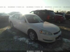 Grille Without Fog Lamps Upper Fits 06 11 Impala 1858417