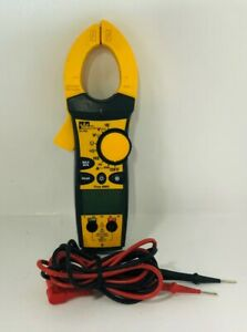 Ideal Industries 61 766 True Rms Clamp Meter Digital Multimeter W Leads