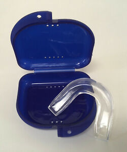 Retainer Mouth Guard Case And Tray 2 Piece Set