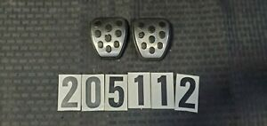 2001 2004 Ford Mustang Svt Cobra Mach 1 Bullet Clutch Brake Pedal Pads 205112