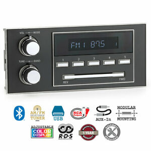 Retrosound 1984 87 Buick Regal G Body 1 5 Din Direct Fit New York Radio Stereo