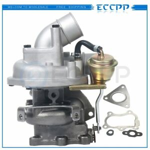 Turbocharger Turbo For Nissan Navara Truck D22 With Zd30 3 0l Engine Diesel