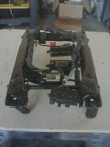 99 04 Jeep Grand Cherokee Drivers Side Power Seat Track
