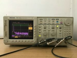 Tektronix Oscilloscope Tds744a 500hz 2gs s In Perfect Working Condition