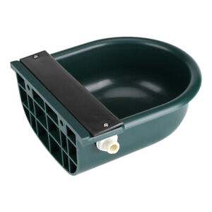 Water Trough Plastic Farm Grade 4l Durable Water Trough For Cattle Sheep Cow