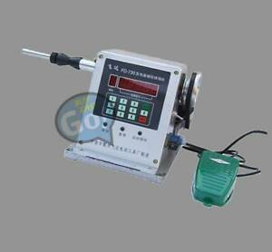 220v 0 03 1 8mm Computer Controlled Coil Transformer Winder Winding Machine