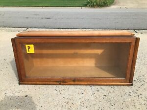 Large Oak Macey Barrister Bookcase Section 14 1 2