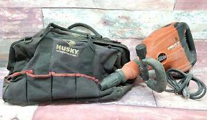 Hilti Te 706 Corded Heavy Duty Demolition Hammer Power Tool Bundle W Bits