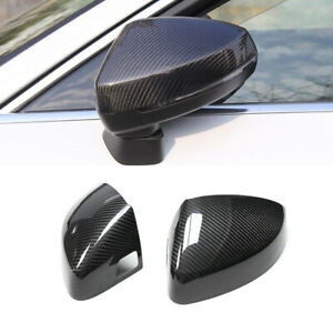 Car Accessories Side Rearview Mirror Frame Trim For Audi A3 S3 Rs3 8v 2013 2020