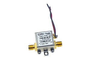 Mini circuits Zx60 6013e s 20 6000mhz Sma Rf Coaxial Amplifier